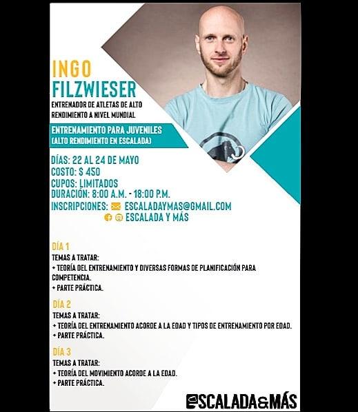 Curso con Ingo Filzwieser